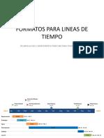 FORMATOS LINEAS DE TIEMPO.pptx