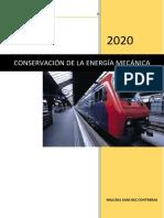 CONSERVACION DE LA ENERGIA_MILUZKA