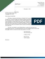 Barr DOJ and legal brief