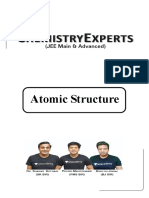 BJ ATOMIC STRUCTURE EXERCISES
