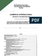 COMERCIO INTERNACIONAL ACTUALIZADO