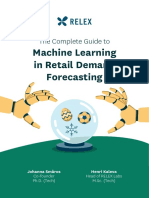 The Complete Guide to Machine Learning in Retail Demand Forecasting Links