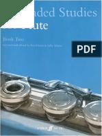 "HARRIS Paul & ADAMS Sally ""76 Graded Studies for Flute"""