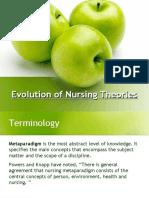 Evolution of Nursing Theories_powerpoint