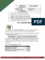 Devoir de Contrôle N°1 - Gestion - Bac Economie & Gestion (2015-2016) Mr SOLTANI MOHAMED HEDI (1)