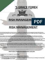God's Grace Forex Risk Management Guide
