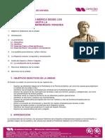 Tema 1. Prehistoria y Roma