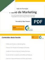 Sessão 7 - UFCD de Plano de Marketing
