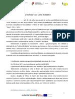Relatório - Ofertas Curriculares - 5.º e 7.º anos