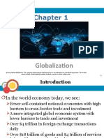 Topic 1 Globalisation National Differences in Politics