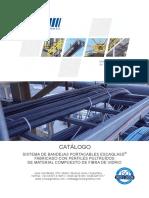 CME - Nuevo catalogo bandejas portacables - Rev. 9