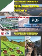 SESION 05 202002 -  CONDUCCION DE AGUA II