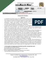 MEDICIÓN DE LECTURA 01