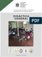 Documento de Didáctica General 2020 Para Colectivos