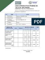 calendarización de modulos docente