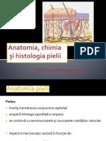 Curs 2. Anatomia  şi histologia pielii (1)