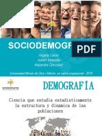 sociodemografia