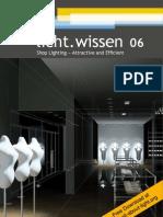 """licht.wissen 06 """"Shop Lighting - Attractive and Efficient"""""""