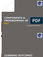 Components & Programming of PLC