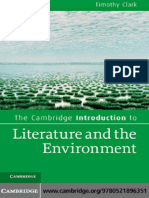 The Cambridge Introduction to Literature and the Environment by Timothy Clark (z-lib.org).pdf