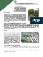 Central-hidroeléctrica-de-HUINCO y mantaro (comparacion)