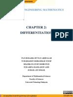 OCW - CH2 - Differentiation