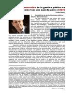 RAMIO, Carles - La innovación de la gestión pública en iberoamérica. Una agenda para el 2030 -.pdf