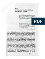 ZEPF Formen narzißtischer Identitätsbildung, Gewalt und die Neue Rechte