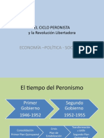 EL CICLO PERONISTA Y EMPATE  bis