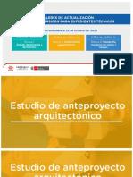 Estudios Básicos de Expediente Técnicos - Anteproyectos Arquitectónicos