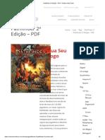 Pathfinder 2ª Edição – PDF – Editora New Order