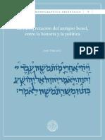 La Interpretación del Antiguo Israel en el ambito de la política