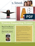 WSW Info Flyer