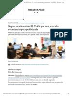 Negras movimentam R$ 704 bi por ano, mas são escanteadas pela publicidade - 06_10_2019 - Mercado - Folha