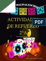 Actividades del 26 al 30 de Octubre 2020
