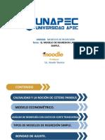 Modelos de regresión lineal simple. pdf