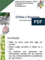 Aula 2 - Celulas e Genomas