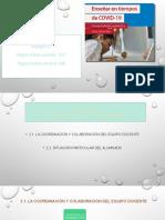 E2 ENSEÑAR EN TIEMPOS DE COVID19 Presentación equipo 2