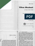 10. Camus - The Rebel