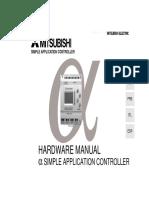 Alpha Hardware Manual VersH 5languages
