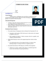 shailendra chaturvedi resume