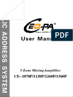ceopa-ce-1260p-korisnicko uputstvo-engleski