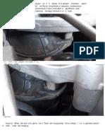 Переделка гидроопоры от БМВ