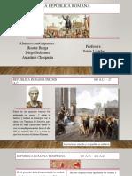 República-romana