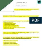 cuestionario ANALISIS DE LAS OPERACIONES estudio del trabajo1
