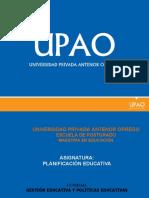 S1_Gestión educativa y políticas educativas