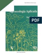 AGROECOLOGIA APLICADA