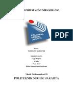 laporan Wideband Amplifier