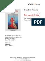 """Press Release """"Der zweite Blick"""" von Bernadette Németh"""