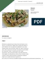 Insalata di funghi - ricette elisaalba - D - Repubblica.it